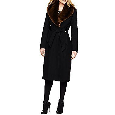 65138b642339 Worthington® Long Wool Coat - jcpenney