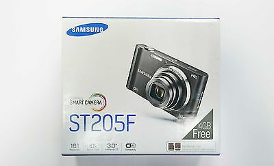 Samsung #smart #camera st205f, #black, wifi,  View more on the LINK: http://www.zeppy.io/product/gb/2/252163239836/