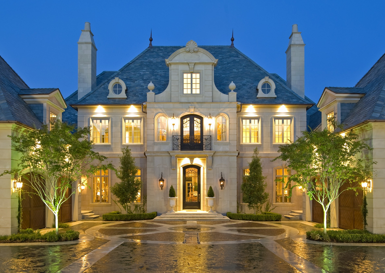 Mansion 2 vision board pinterest stone facade for Luxury french chateau