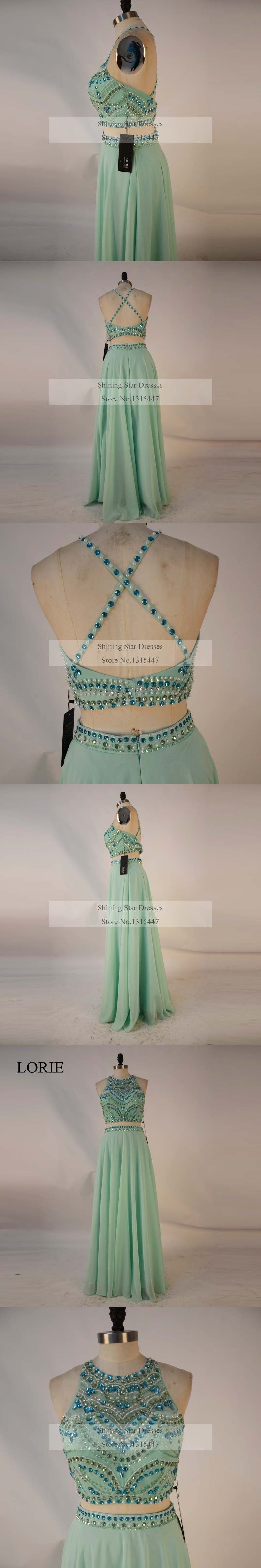 Fast delivey mint green piece prom dresses beaded vestidos