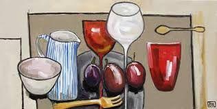Resultado de imagen para cuadros modernos abstractos para comedor de ...