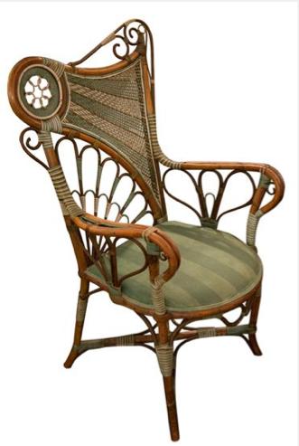 Art Neuveau Chair