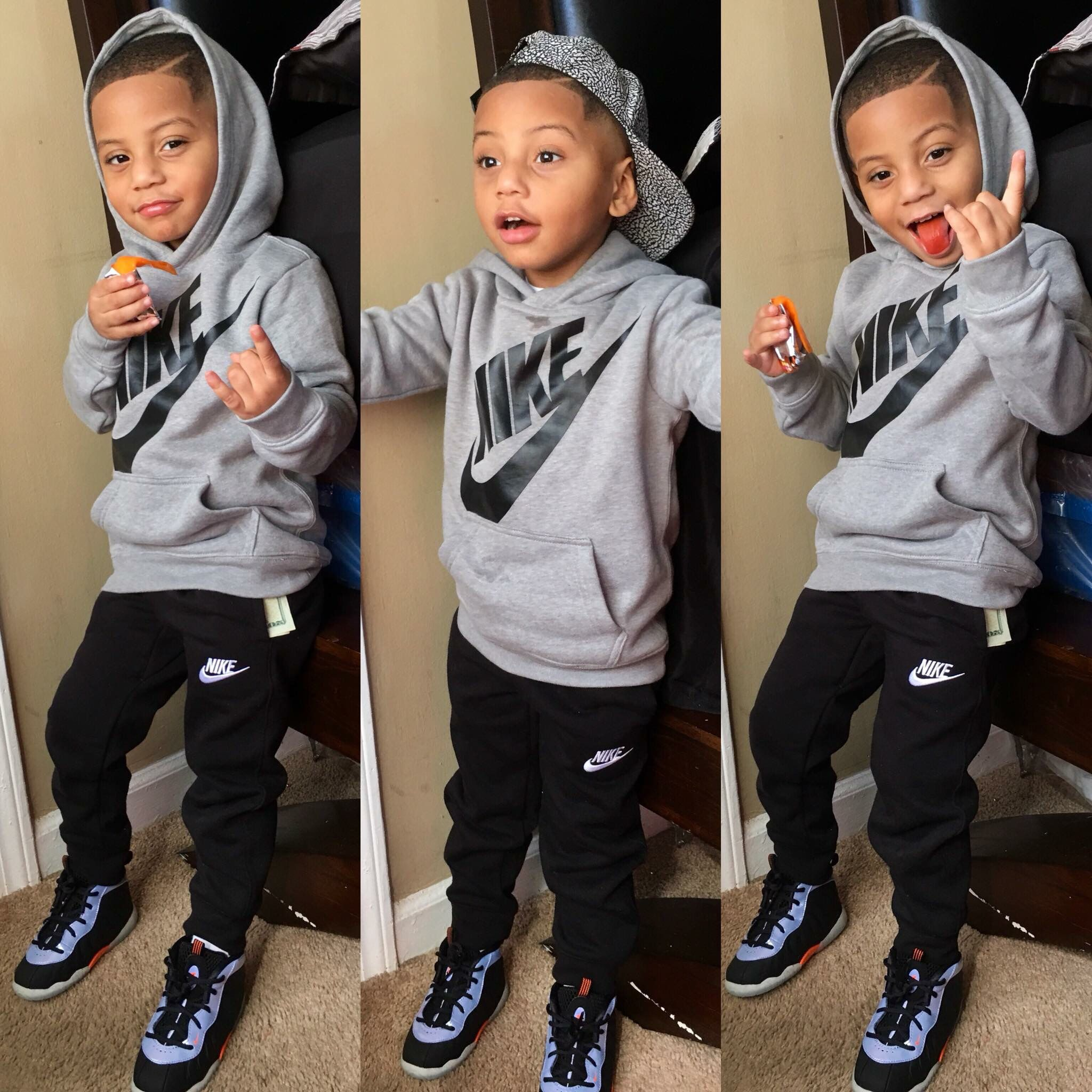Lozo Growing up | Baby boy swag, Toddler boy outfits, Kids ...