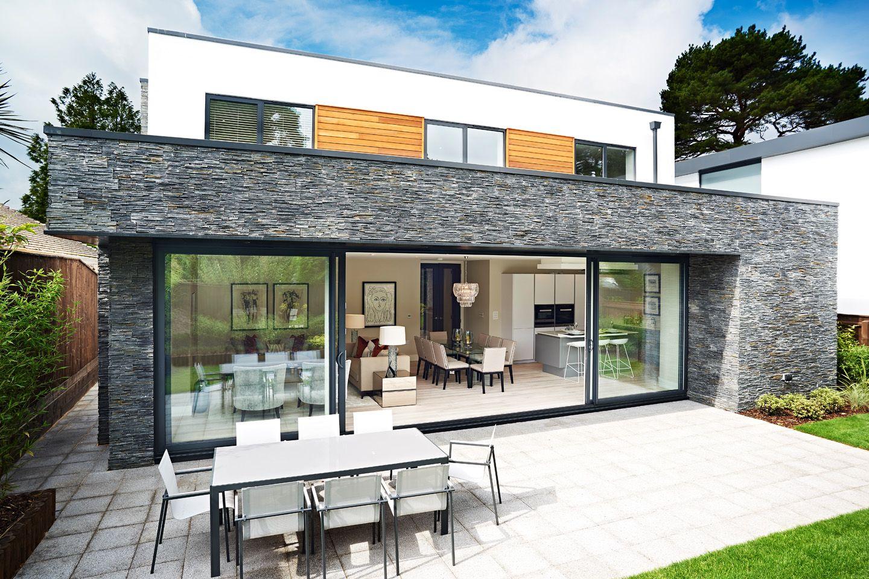 House by david james england brick concrete stone pinterest