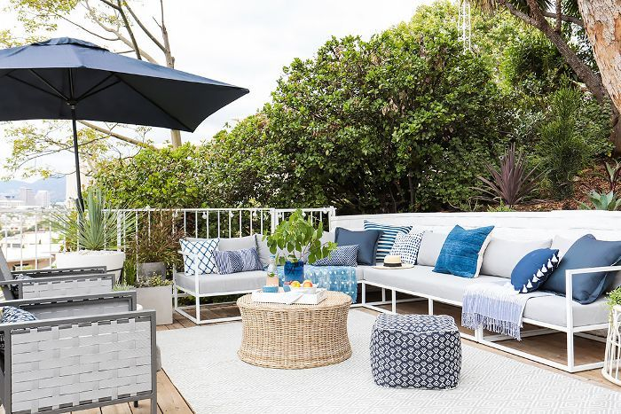 Apparently, This Is the Biggest Patio Décor Trend for Autumn\u2014and