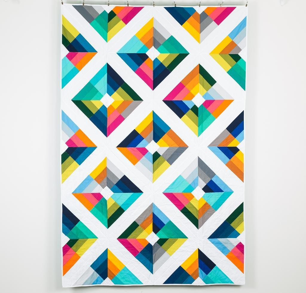 Check out First ever patchwork, quilting and FMQ by member CathyRMH ...