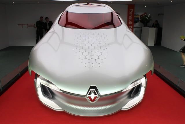 The Renault Trezor Concept Is A Stunning Look At The Future Of Gt
