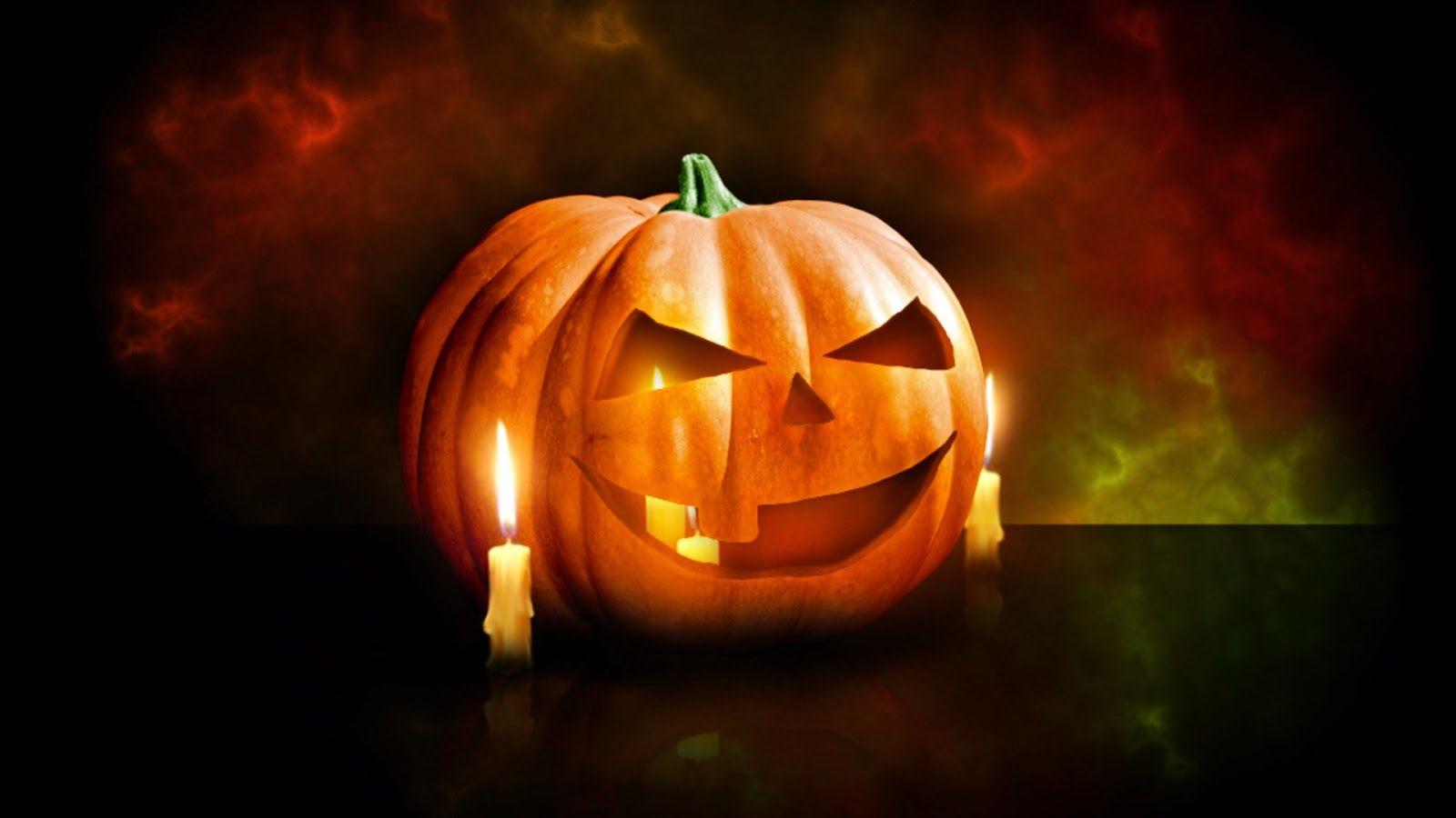 60 amazing halloween hd wallpapers 1920x1080 - 2560x1600 px [set 4