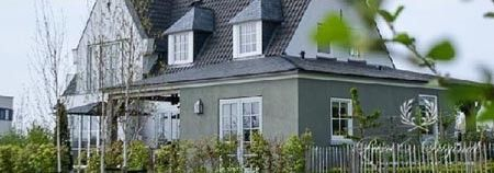 Pure & Original Shop | Klassische Fassadenfarbe