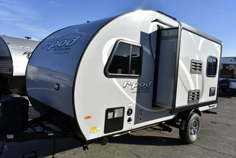2019 Forest River R Pod Ultra Lite Rp 189 For Sale Upland Ca