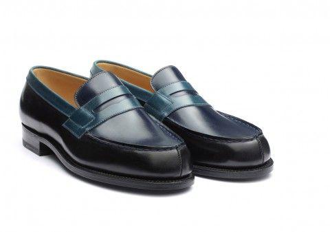 Bicolors loafer - J.M. Weston
