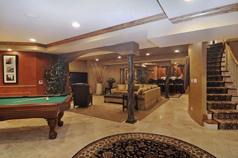 man cave with images basement remodeling game room on incredible man cave basement decorating ideas id=11801