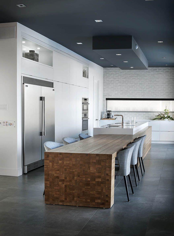 Laurent armoires de cuisine portfolio cuisines action also fabulous interior design for small kitchen house rh pinterest