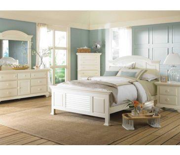 Broyhill Pleasant Isle 5 Piece Bedroom Set | Broyhill ...