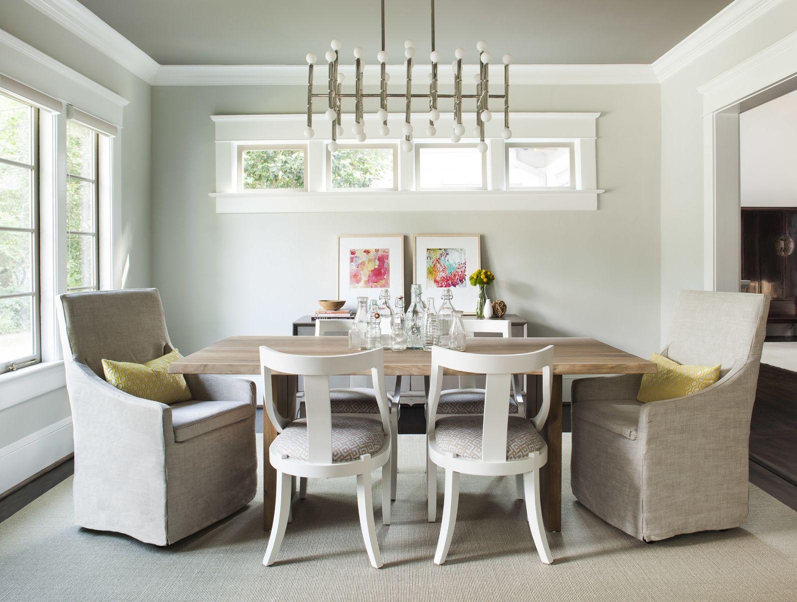 Wilton Home Dining Room Contemporary