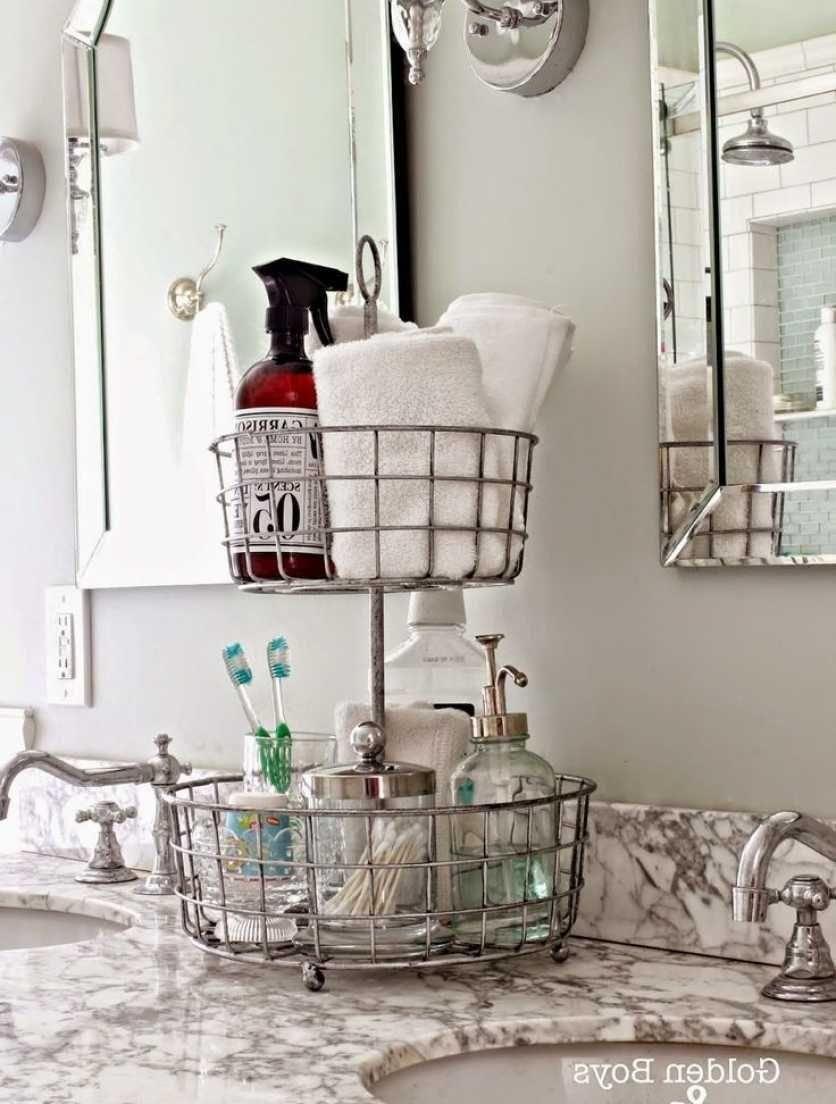 41 Cool Bathroom Counter Organization Ideas Bathroom Storage Organization Simple Bathroom Remodel Small Bathroom Organization