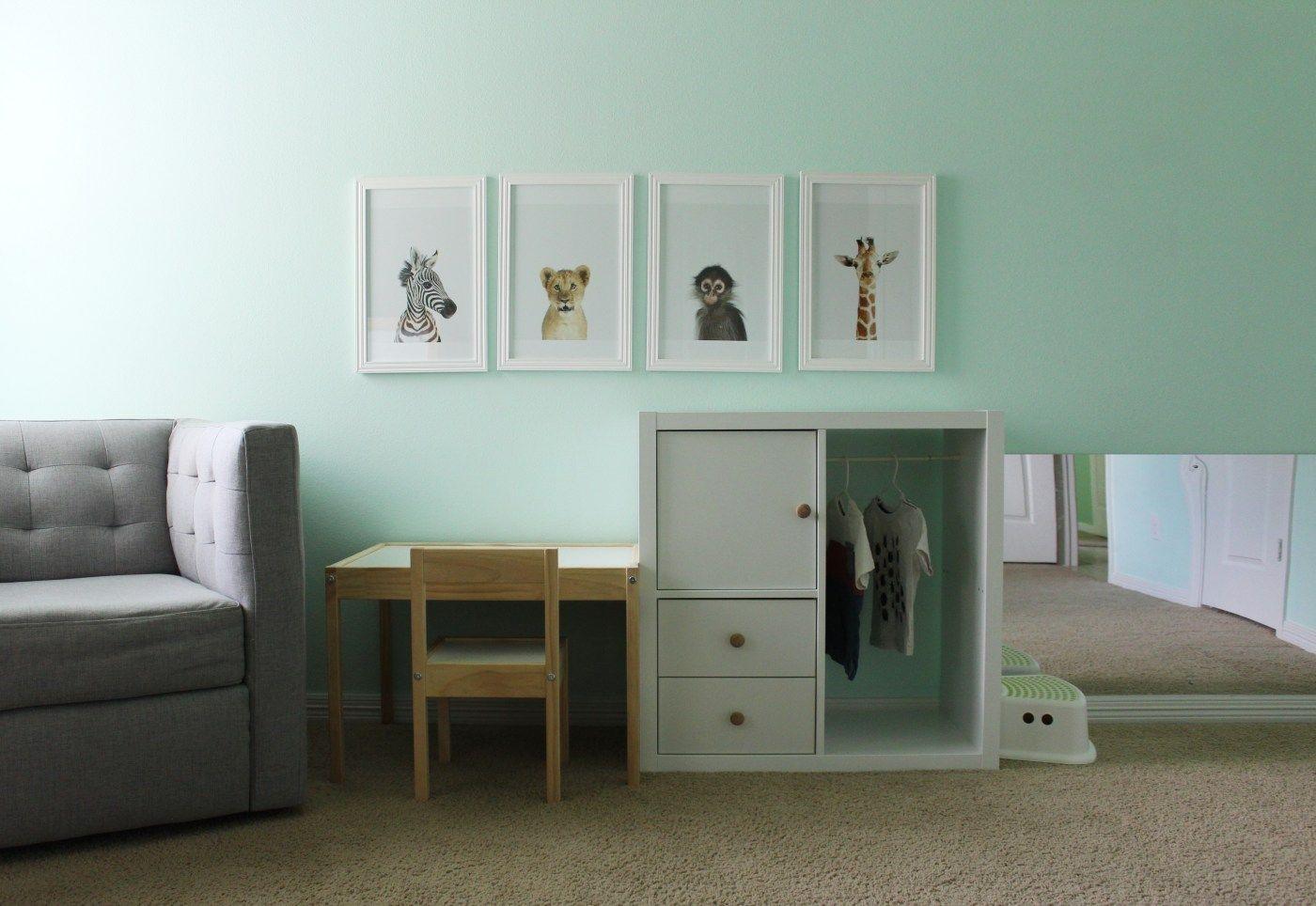 Eli's room 2 (With images) Ikea kids bedroom, Bedroom