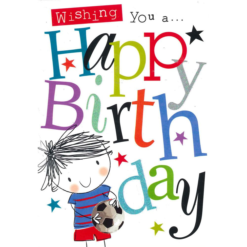 Happy Birthday Wishes For Boys Images And Messages