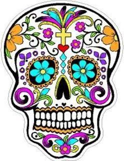 Calaveras De Azucar Calaveras Dia De Muertos Noviembre De Mayo Altares