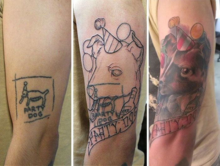 91 Creative Cover Up Tattoo Ideas That Show A Bad Tattoo Is Not