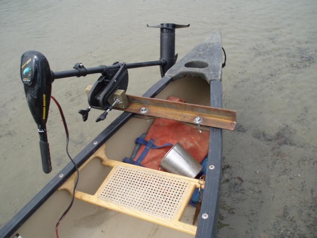 Canoe fishing rig up, pick heavy - Alberta Outdoorsmen Forum