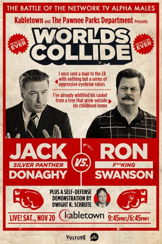 I pick Ron, even though I'm in love with Jack