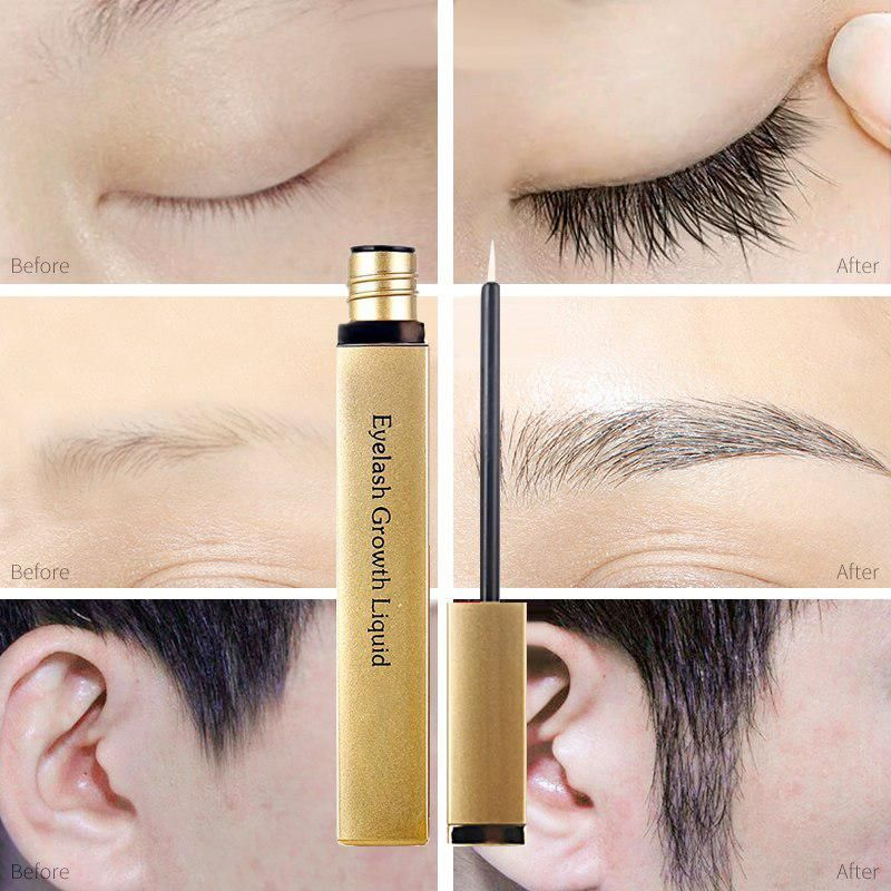 38bcb96230f BEACUIR Hyaluronic Acid Eyelash Growth Eye Serum 7 Day Eyelash Longer  Fuller Thicker Lashes Eyelashes Eyebrows