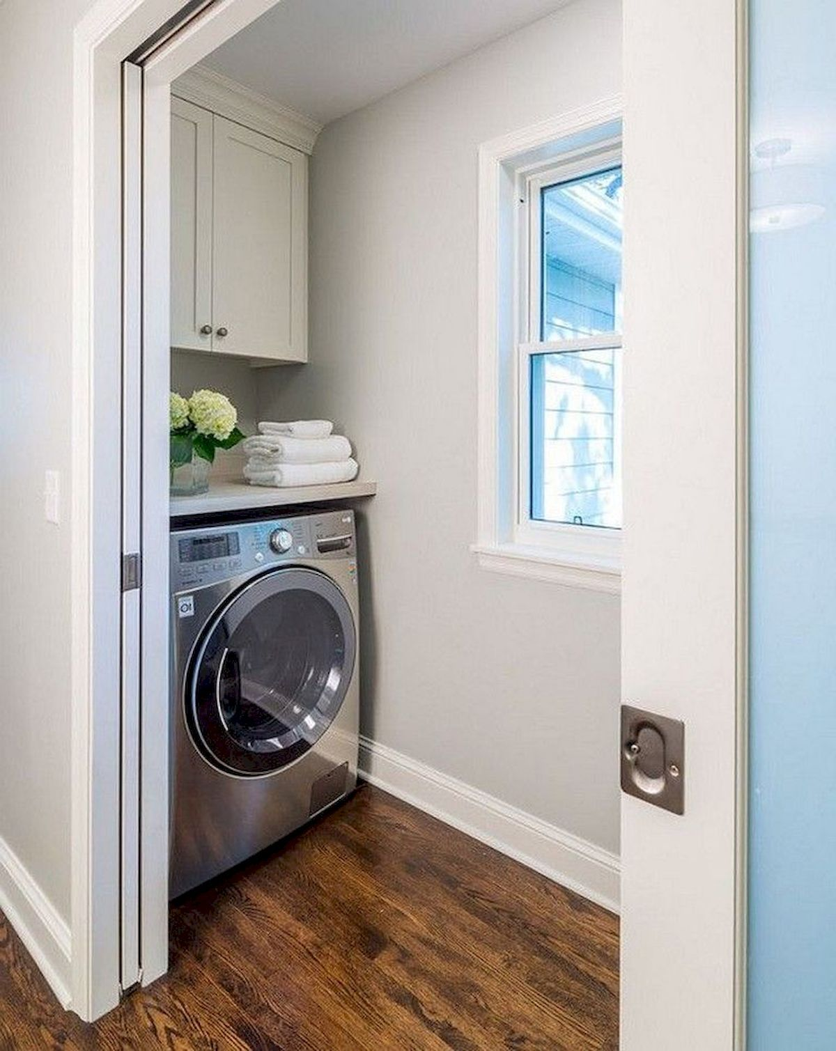 55 Best Small Laundry Room Photo Storage Ideas images