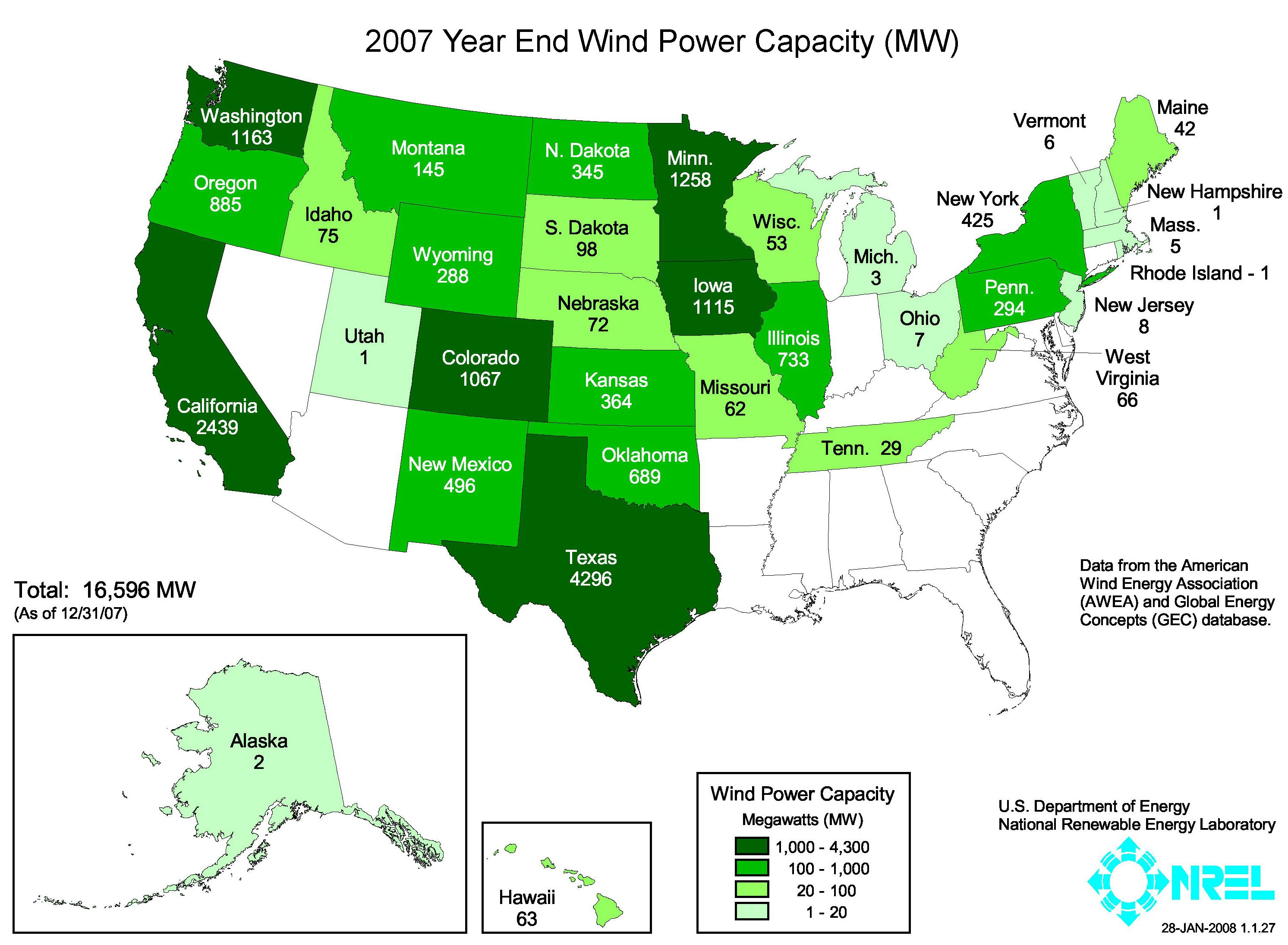 Wind Power Amounts Wind Engergy Pinterest