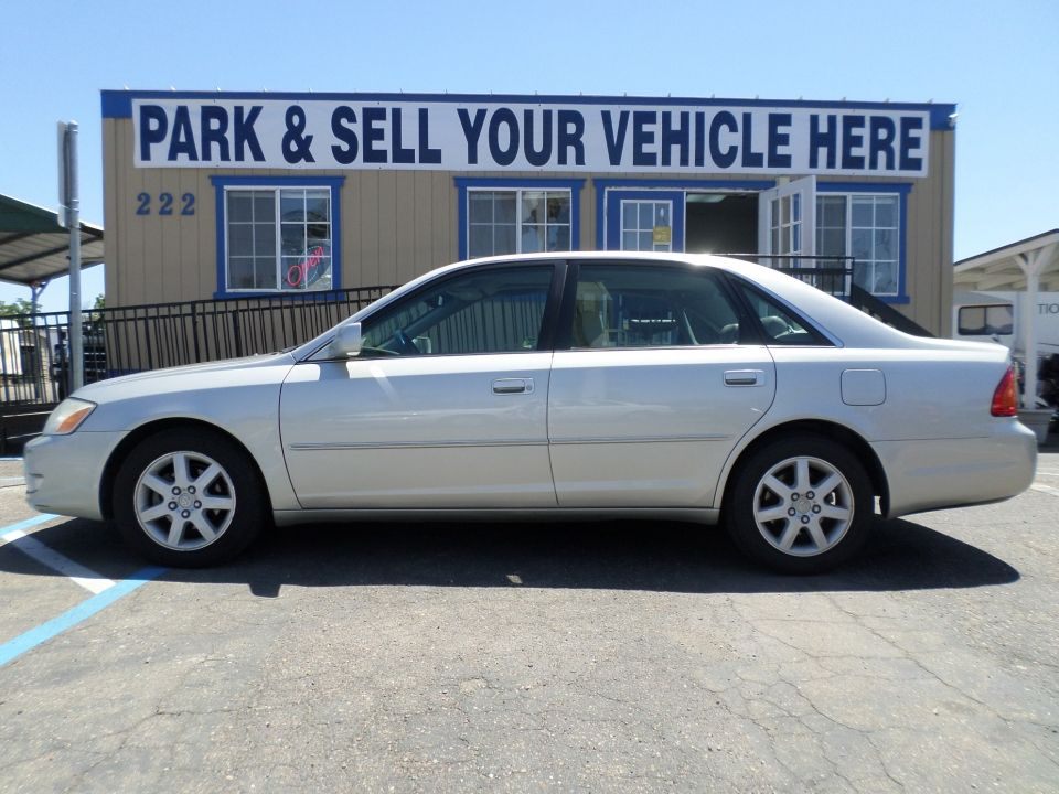 2001 Toyota Avalon XLS For Sale By Owner