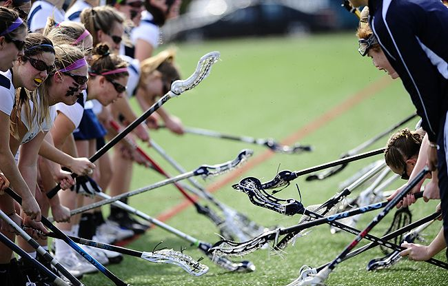 Being a lacrosse coach would require a lot of effort to make your team a family. Team bonding is a huge part of becoming a successful team.