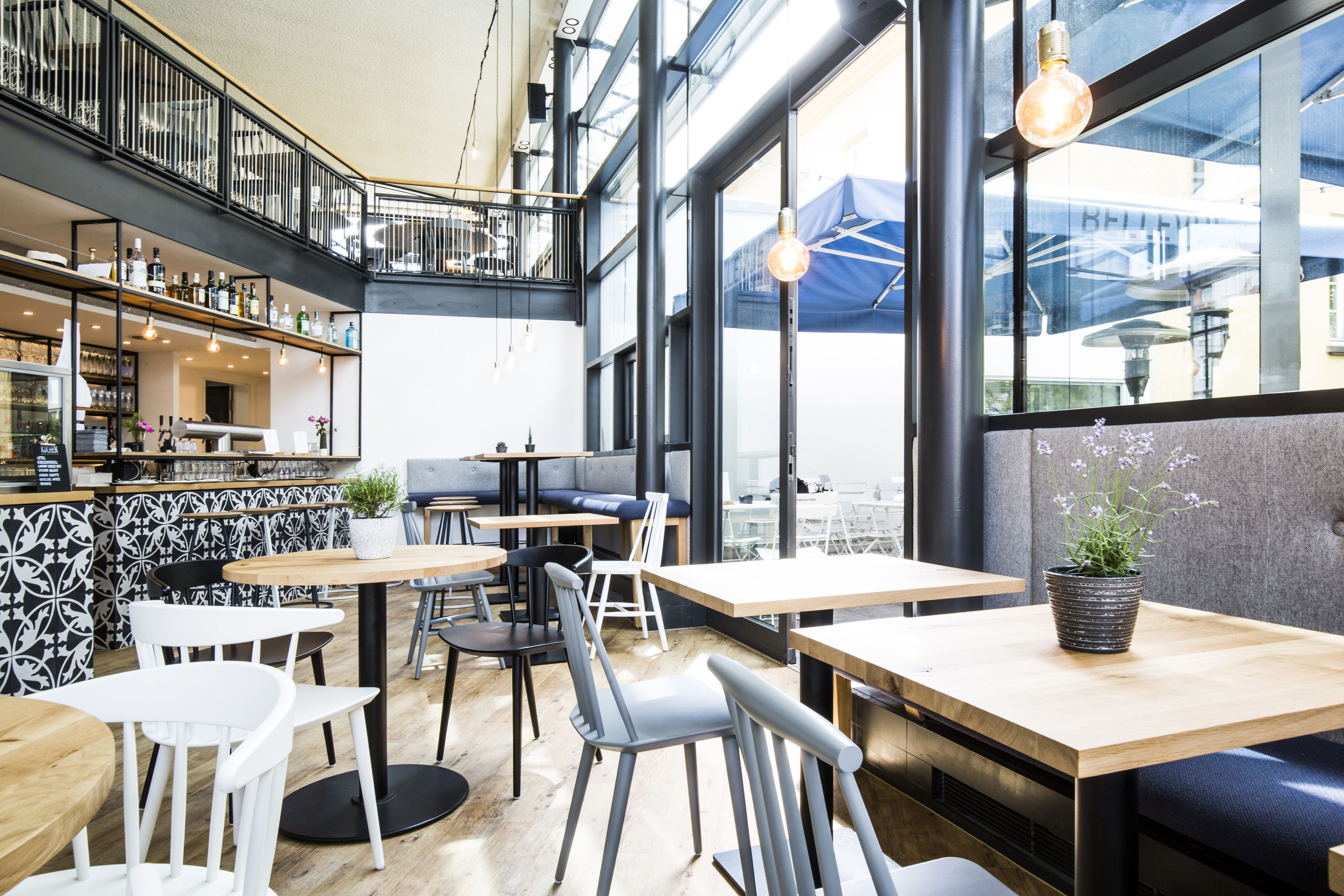 Awesome Bellevue   Café   Restaurant   Bar   Interior Design   Studio Yaya   Jacob  Mayer
