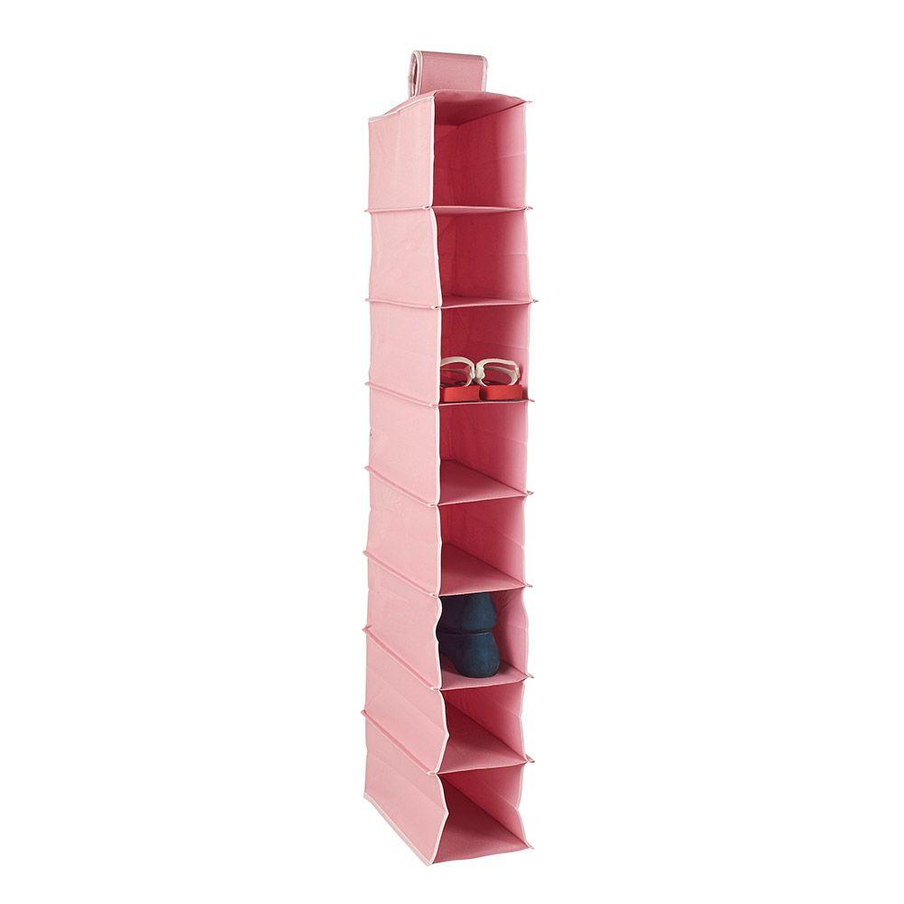 Howards storage world easy hang kids shoe organiser pink - Howards storage ...
