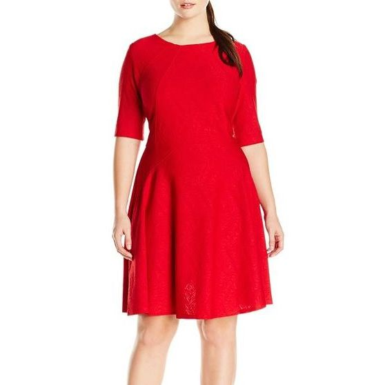 For The Lk Bennett Cayla Cardinal Red Dress