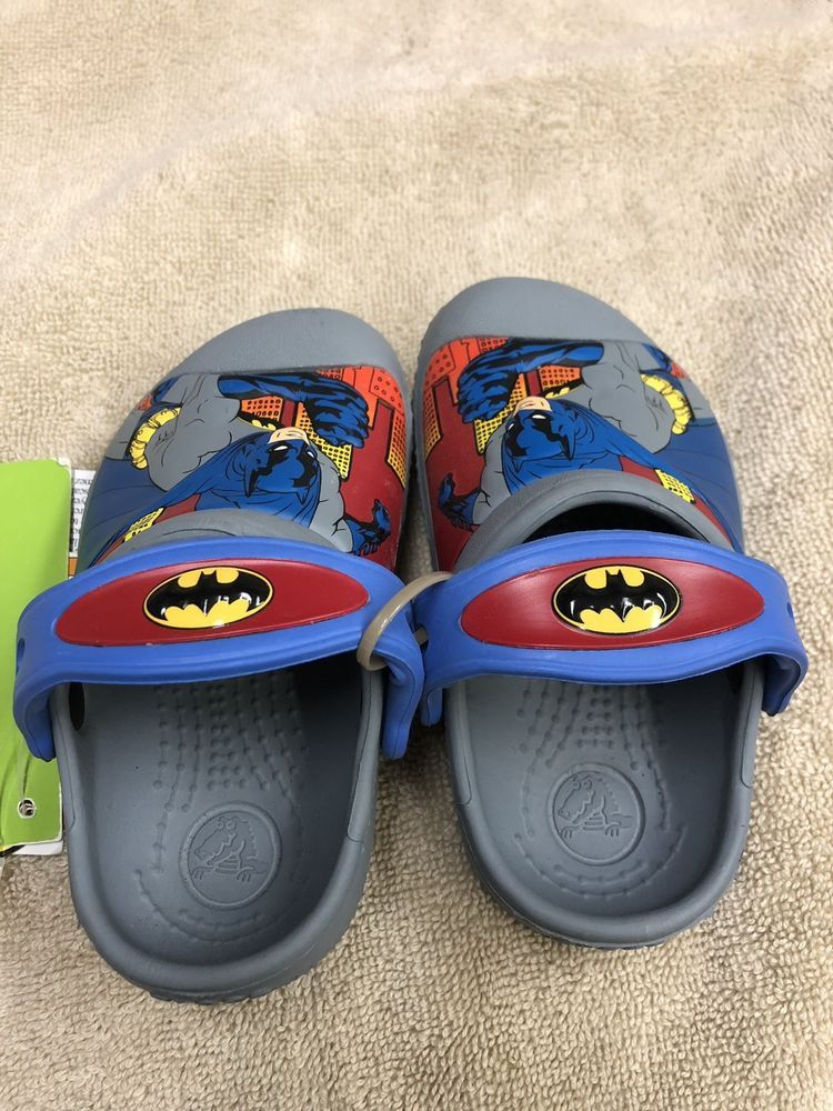 a634c3e8e Crocs Batman Baby - Size 4  fashion  clothing  shoes  accessories   babytoddlerclothing  babyshoes (ebay link)