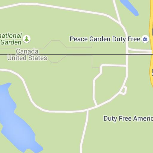 International Peace Garden | Official North Dakota Travel | north ...