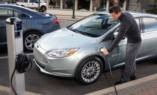 ford focus electric ricarica ford focus electric pinterest rh pinterest co uk