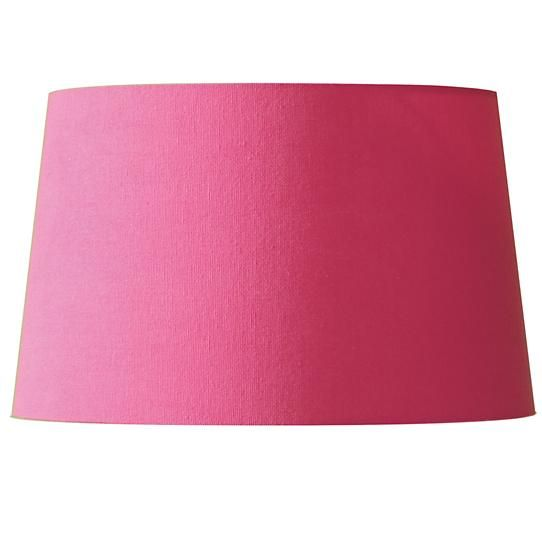 Kids Floor Lamps Lamp Base With Fabric Shade Its Understated Easy To Coordinate Style This Hot Pink Is