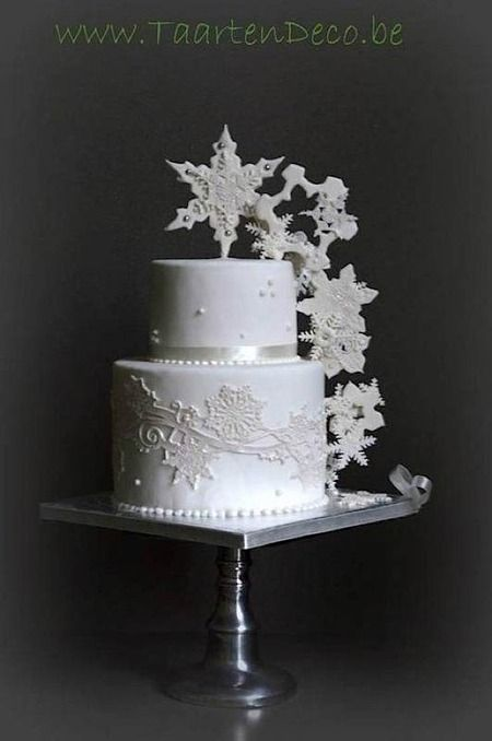 Cake Wrecks - Home - It's A Sweet Day For A WinterWedding