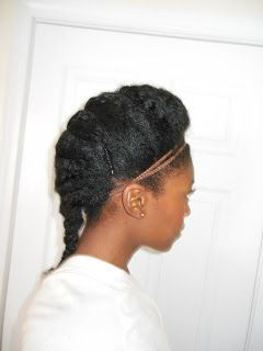"""Fro Envy: Style of the Day: """"Back,Back,Back it Up!"""""""