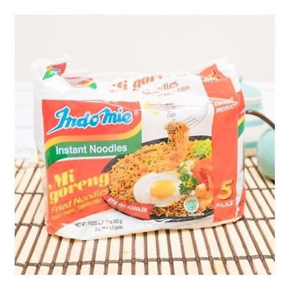 Sale!! Indomie FRIED NOODLES 100 HALAL Mi Goreng Pack of 10