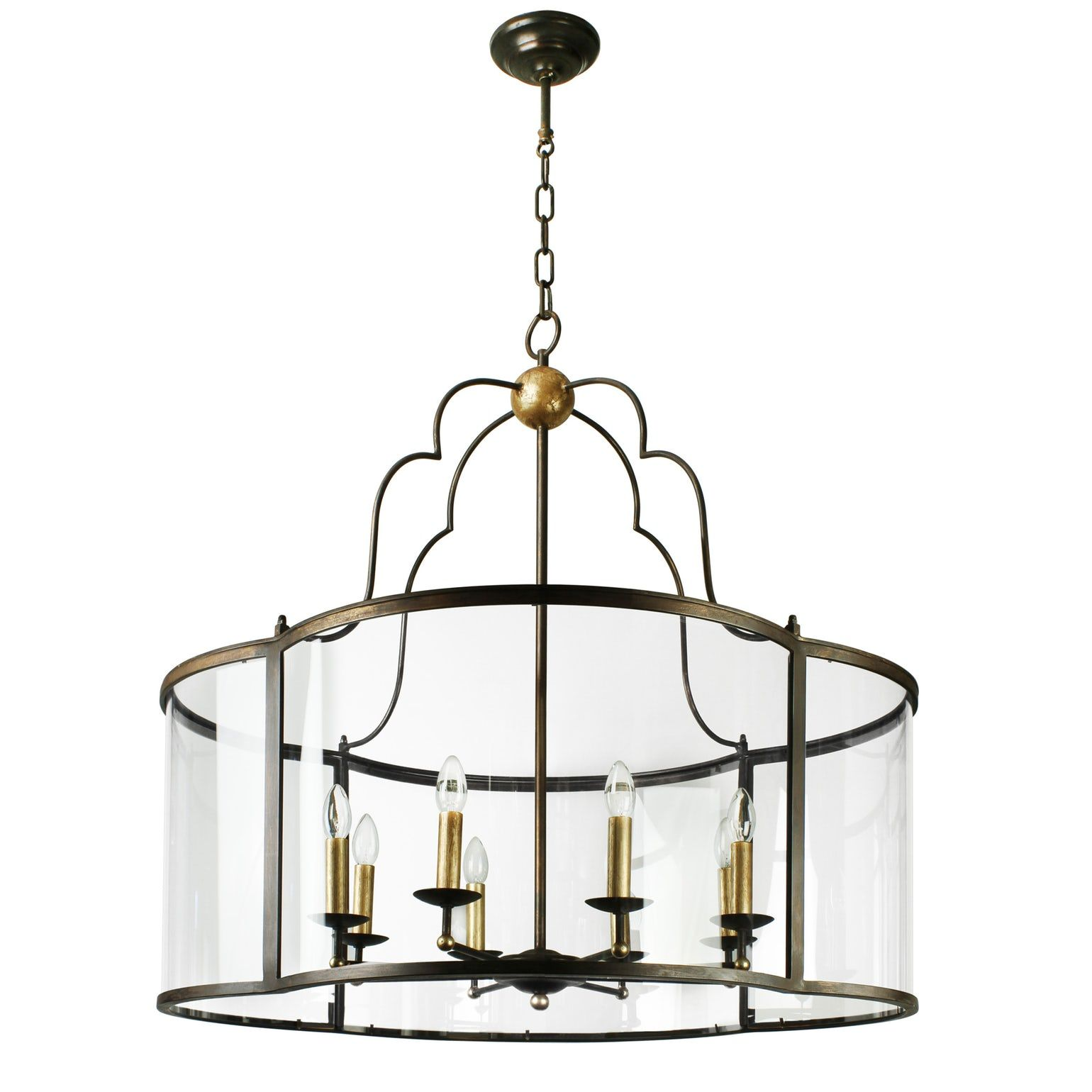 Arezzo metal chandelier modern traditional mid century modern and arezzo metal chandelier arubaitofo Gallery