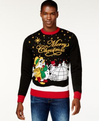 Teenagers Can Buy Cool Sweaters From Macys Like This One Ugly