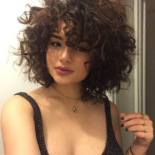 Should You Cut Your Curly Hair Short?