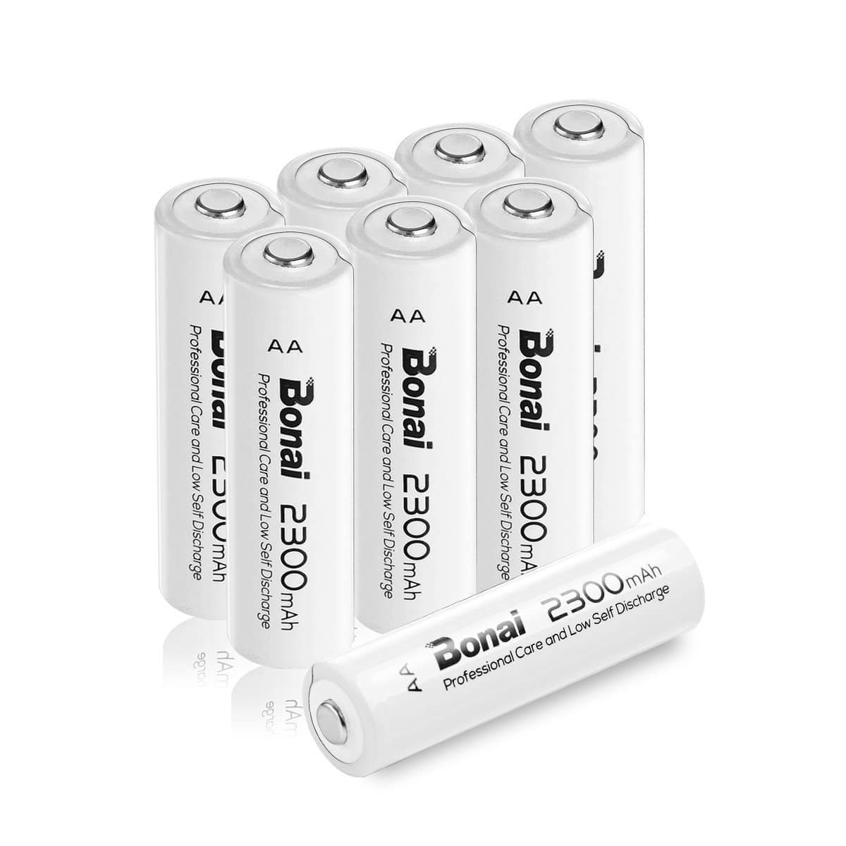 Top 10 Best Rechargeable Aa Batteries In 2021 Topreviewproducts Rechargeable Batteries Batteries Aa Batteries