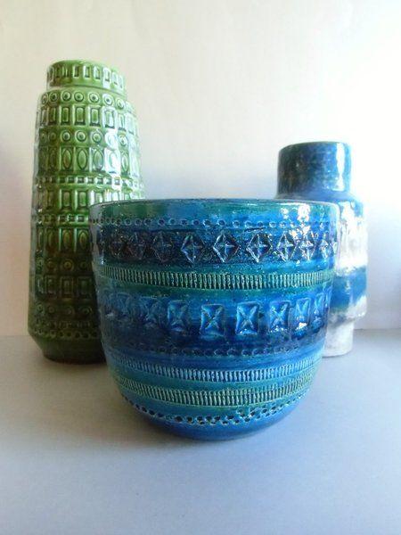 Bitossi Keramik Ubertopf 70er Jahre Von Susduett Auf Dawanda Com