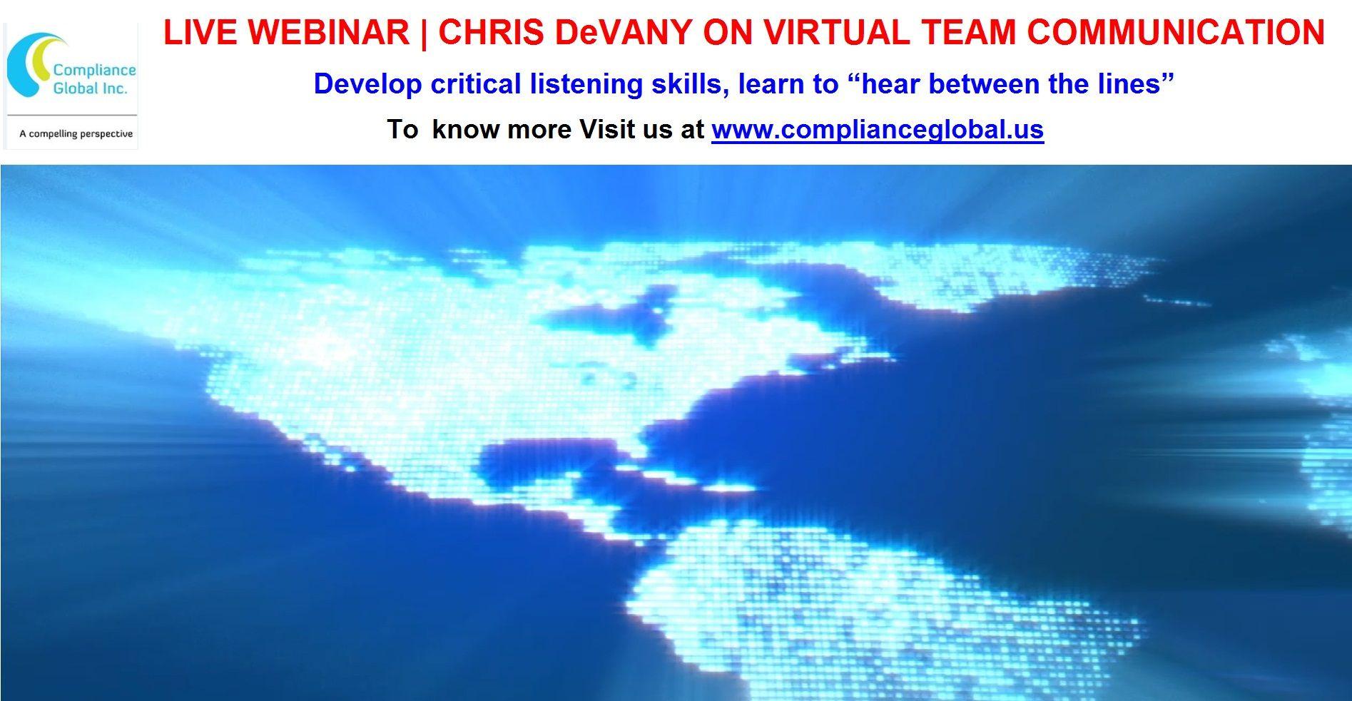 Virtual Teams, Distributed Teams Methods for Managing