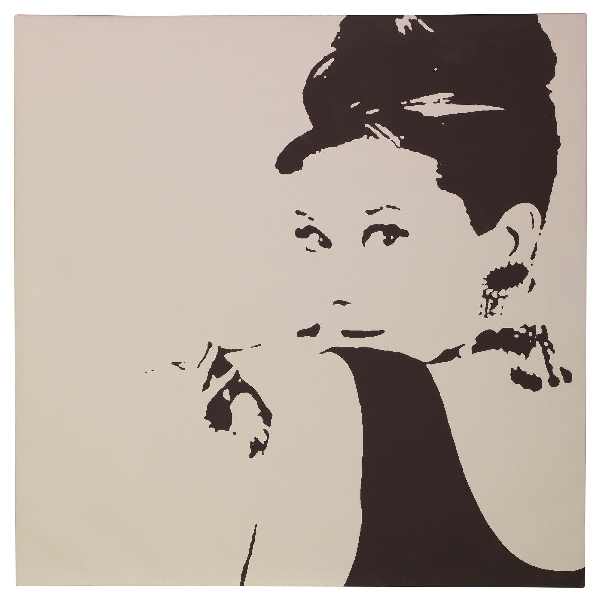 Audrey Hepburn Wall Decor Bring Class To A Room With The Pjtteryd Picture Of Audrey Hepburn