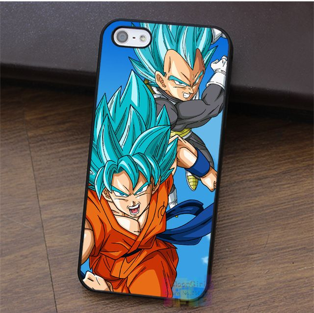 Dragon Ball Super 3 iphone case