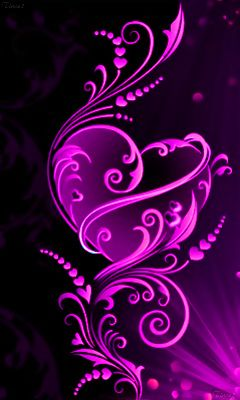 Pin By Gabi 3 On Lighted Designs Heart Wallpaper Hearts And Roses Love Wallpaper